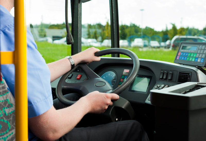Bus driver acquitted of driving without due care and attention